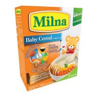 Milna Baby Cereal Chicken Pumpkin & Carrot 120g