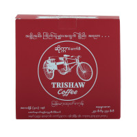 Trishaw  Ready Mix Red Box 400g