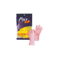 Poly Gloves M (2)931-2