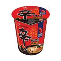 Nong shim Shin Shrimp Cup 72g