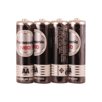 Panasonic Neo HI Top Battery AA R6NT 4Pcs