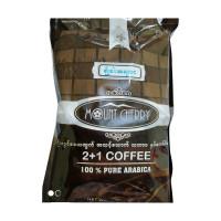 Mount Cherry 2+1 Coffee 100% Pure Arabica Cho Khar 10pcs 200g