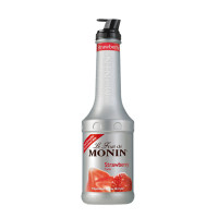Monin Strawberry Puree 1000ML