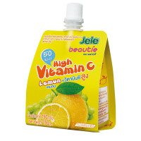 Jele Beautie Lemon High Vitamin C 150g
