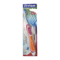Trisa Sonic Power Electric Toothbrush Young Edition