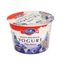 Emmi Swiss Premium Low Fat 1.6% Yoghurt Blueberry 100g