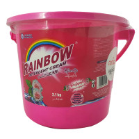 Rainbow Detergent Cream Pink 2.1kg