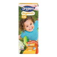 Drypers Baby Diaper Dry Pants Jumbo Size-XXl 28pcs