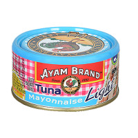 AYAM TUNA IN MAYONNAISE LIGHT 160G