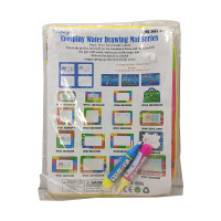 Coolplay Water Drawing Mat for 3yrs and above age